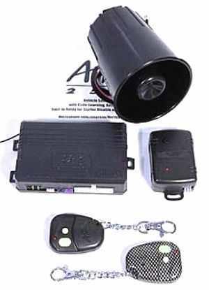 A.P.S. 1300  инструкция по установке и руководство пользователя для автомобильной сигнализации А. П. С. 1300