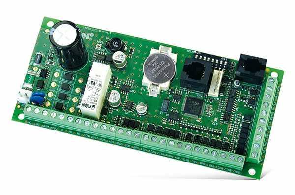 ACCO-KP-PS инструкция - модуль контроля доступа