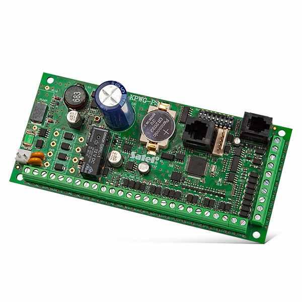 ACCO-KPWG  инструкция - модуль контроля доступа