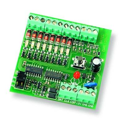 ACX-100 инструкция - модуль расширения входов и выходов