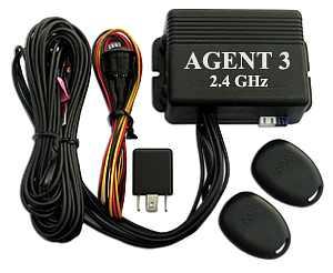 AGENT 3 руководство по эксплуатации для автомобильной сигнализации АГЕНТ
