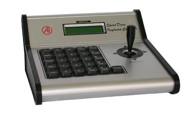 Ai-CO95 инструкция - клавишный пульт управления скоростной купольной камеры