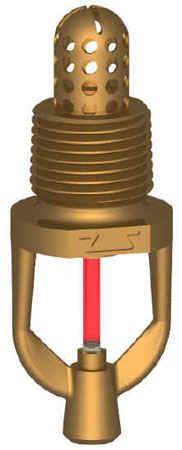 АКВАМАСТЕР инструкция - оросители спринклерный и дренчерный тонкораспыленной воды