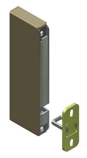 AL-250UZ инструкция - электромагнитный замок