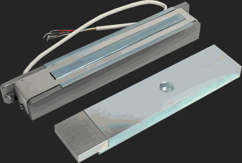 AL-300K инструкция - электромагнитный замок
