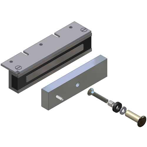 AL-350FВ инструкция - электромагнитный замок
