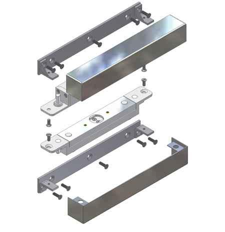 AL-400S инструкция - электромагнитный замок