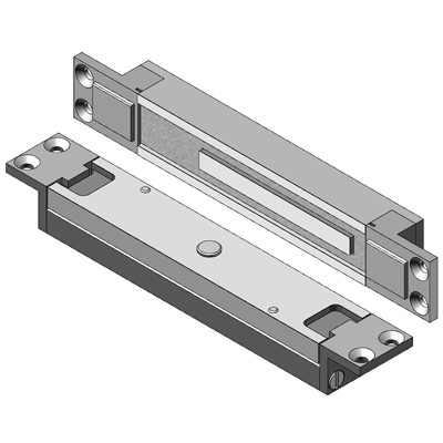 AL-40U инструкция - электромагнитный замок