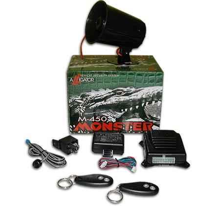 Alligator M-450 инструкция по установке для автосигнализации Аллигатор M-450