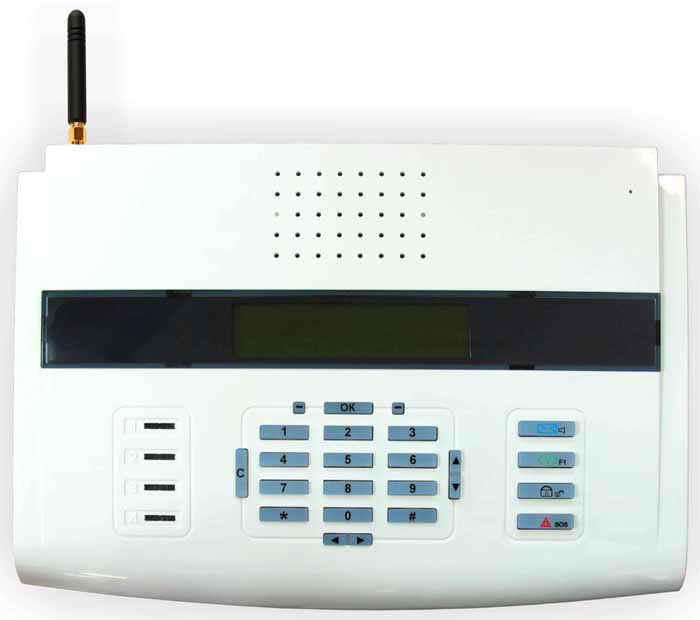 АСТРА-812 М паспорт - прибор приемно-контрольный