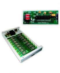 AVT-16RX342I инструкция - блок многоканальный