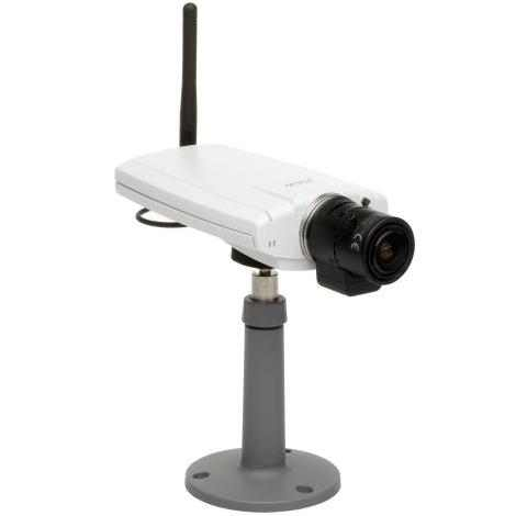 AXIS 211W инструкция - камера видеонаблюдения