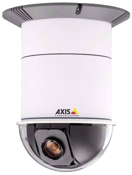 AXIS 231D, AXIS 232D инструкция - сетевая купольная камера