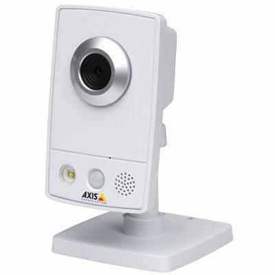 AXIS M10 инструкция - камера