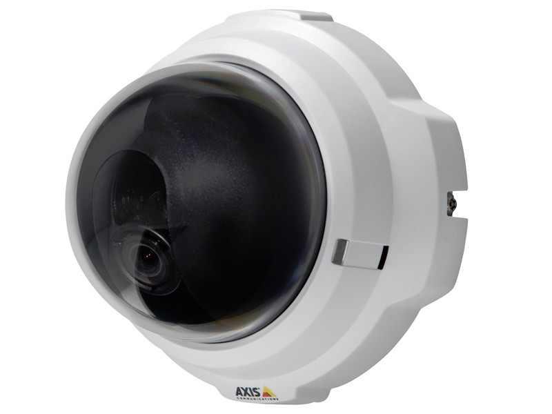 AXIS M32 инструкция - камера видеонаблюдения