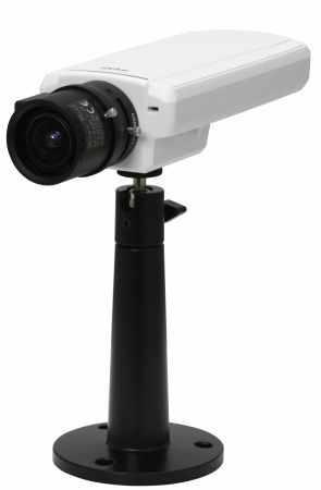 AXIS P13 инструкция - камера видеонаблюдения