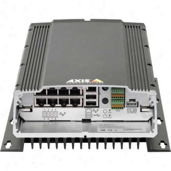 AXIS Q8108-R инструкция - видеорегистратор