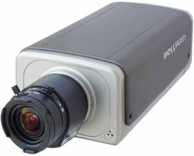 B-1030, B-1035, B-1040, B-1050 инструкция - камера видеонаблюдения