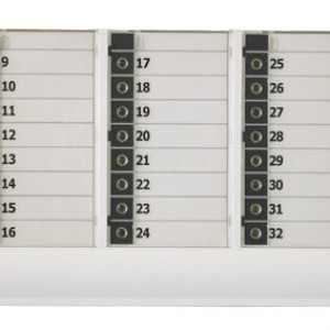 БИ32-И паспорт - блок индикации