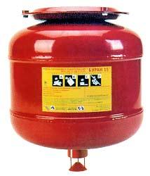 Буран-15КД паспорт - модуль порошкового пожаротушения (Буран-15КД)