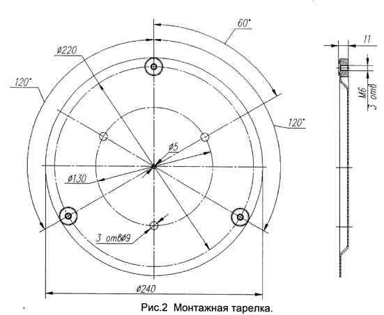 БУРАН -15КД-В инструкция - модуль порошкового пожаротушения