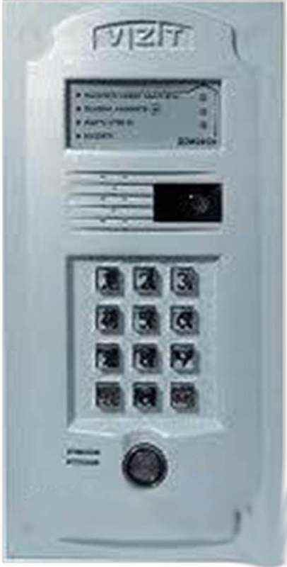 БВД-321 инструкция - блок вызова домофона