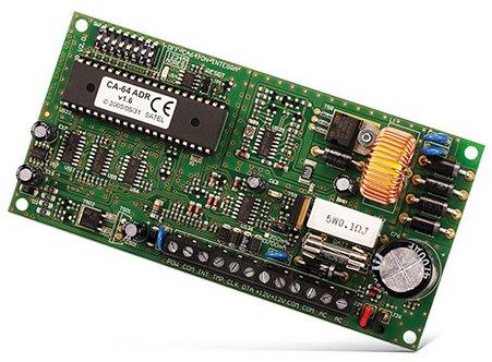 CA-64 ADR инструкция - модуль расширения адресных зон