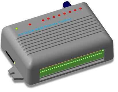 CCU6225-LC паспорт - GSM контроллер