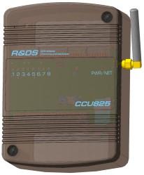 CCU825-H инструкция - GSM коммуникатор