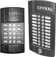 Цифрал М-20М, Цифрал М-10М инструкция - блок вызова