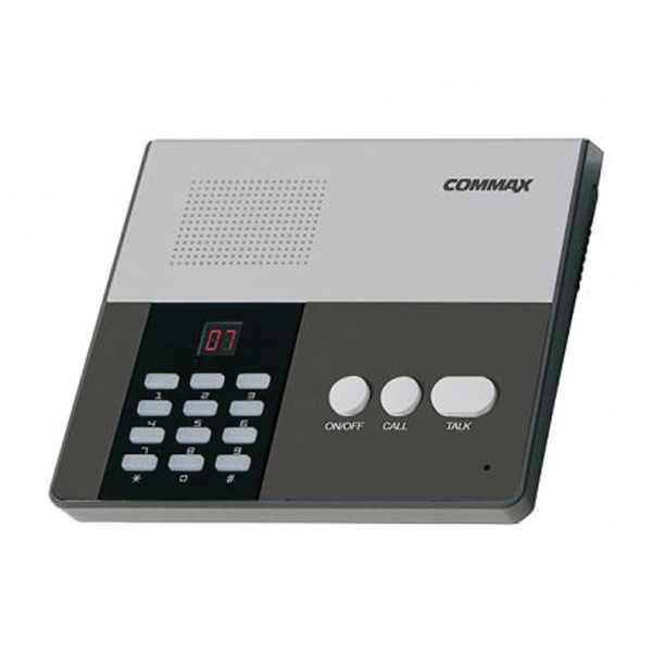 Commax CM-810 инструкция - мастер-станция