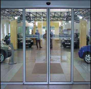 CORSA, RODEO инструкция - автоматические двери
