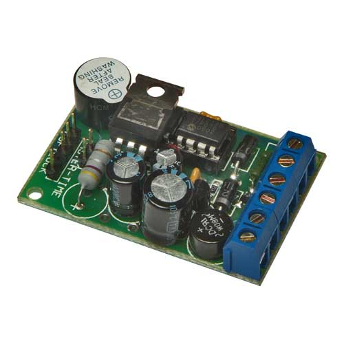 Для ключей Dallas i-Button На 510 или 2000 ключей Ток потребления/нагрузки: 0,25A/1,5A Питание:12-14V AC Открывание...