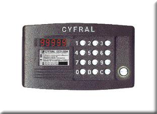 Cyfral 2094, 20947, 2000 инструкция - аудиодомофон