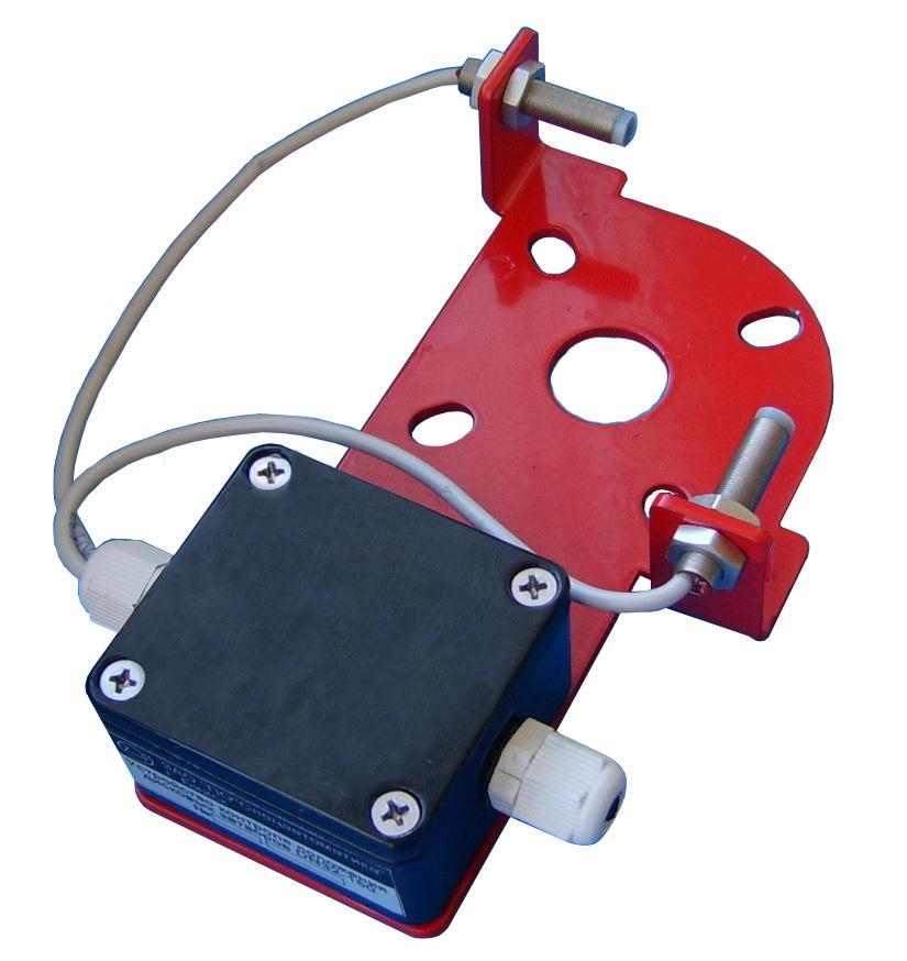 DN32-250 инструкция - устройство контроля положения дисковых затворов