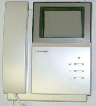 DPV-4PB1 паспорт - видеодомофон
