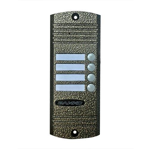 DVC-204C, DVC-202C инструкция - дверной блок