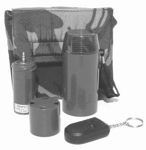 ЕГЕРЬ-Р паспорт -  прибор сигнализационный обрывного типа