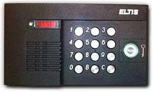 ELTIS ЦП100ТМ-8 инструкция - домофон