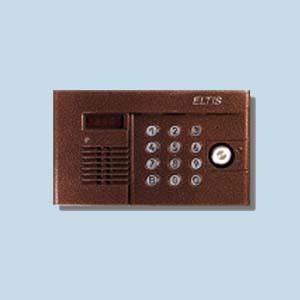 ELTIS DP400-TD12 инструкция - блок вызова