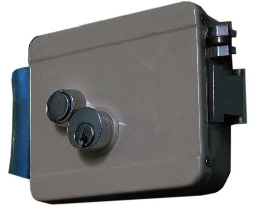 FASS LOCK 2369 SS инструкция - электромеханический замок