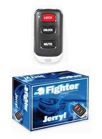 Fighter Jerry инструкция - автосигнализация