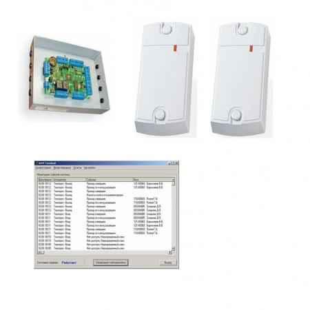 GATE Net паспорт - система контроля доступа
