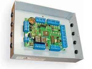 Gate-P 4000 инструкция - контроллер системы автоматического учета движения автотранспорта