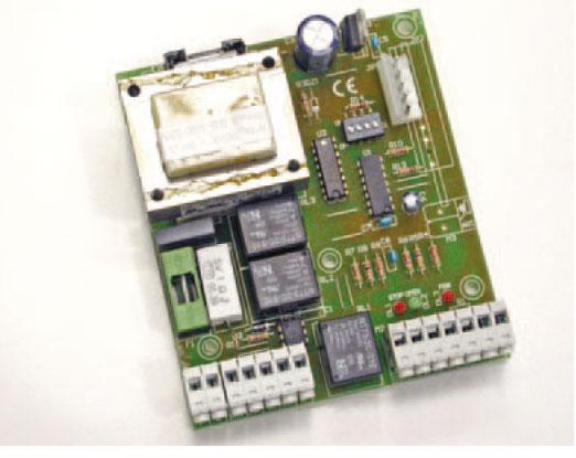Geo 510C инструкция - плата управления для рулонных ворот