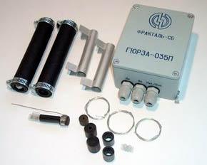 Гюрза-035П инструкция - извещатель охранный  периметровый трибоэлектрический