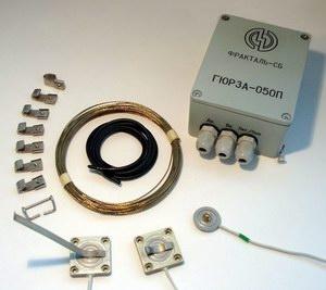 Гюрза-050П инструкция - охранный  поверхностный  пьезоэлектрический