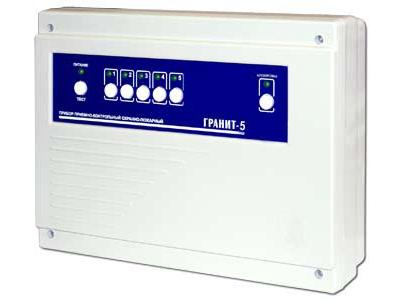 Гранит-5 паспорт -  прибор приемно-контрольный охранно-пожарный
