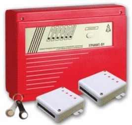 Гранит-ПУ паспорт - прибор приемно-контрольный и управления пожарный