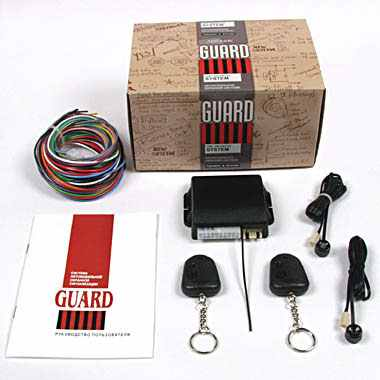 Guard RF-311 инструкция - автосигнализация